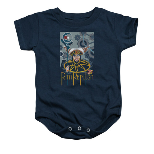 Image for Power Rangers Baby Creeper - Rita Deco