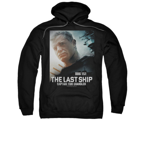 Image for The Last Ship Hoodie - Captain
