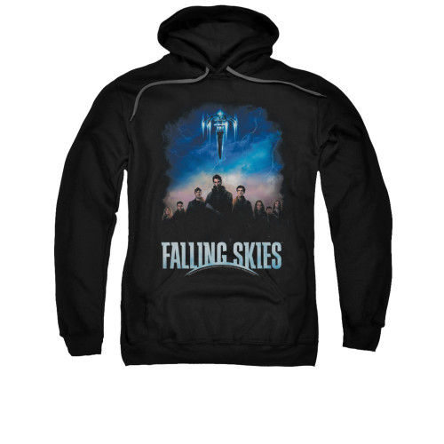 Image for Falling Skies Hoodie - Main Players