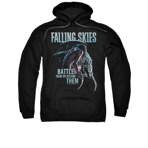 Image for Falling Skies Hoodie - Battle or Become