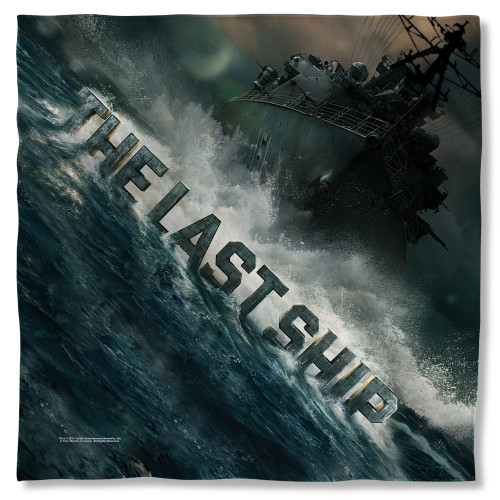Image for The Last Ship Bandana - Out to Sea