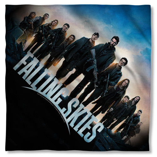 Image for Falling Skies Bandana - Poster
