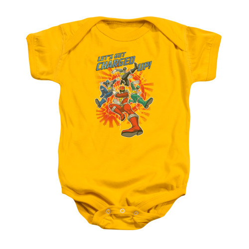 Image for Power Rangers Dino Charge Baby Creeper - Charged Up