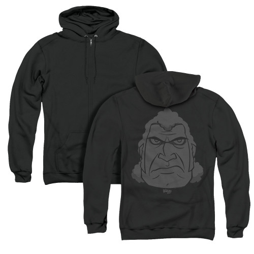 Image for The Venture Bros. Zip Up Back Print Hoodie - License to Kill