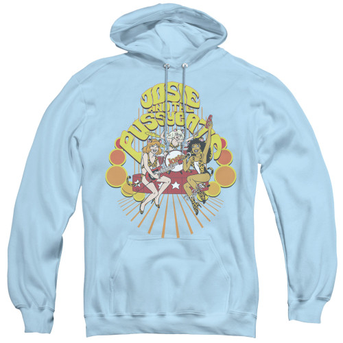 Image for Josie and the Pussycats Groovy Rock & Roll Hoodie