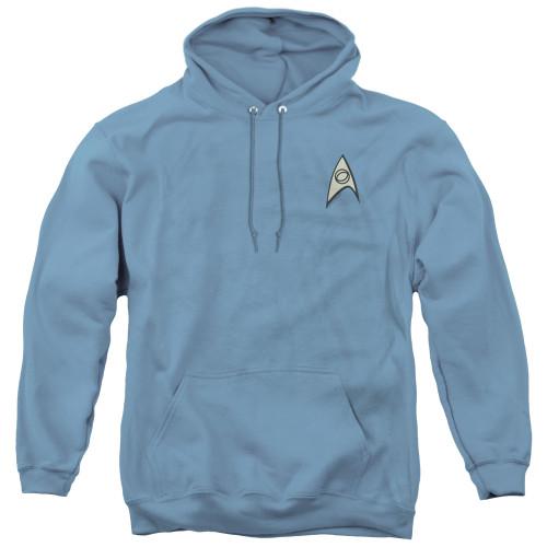 Image for Star Trek Uniform Hoodie - Science