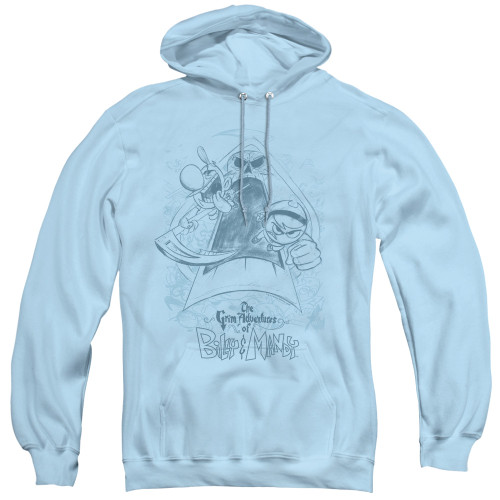 Image for Grim Adventures of Billy and Mandy Sketched Hoodie