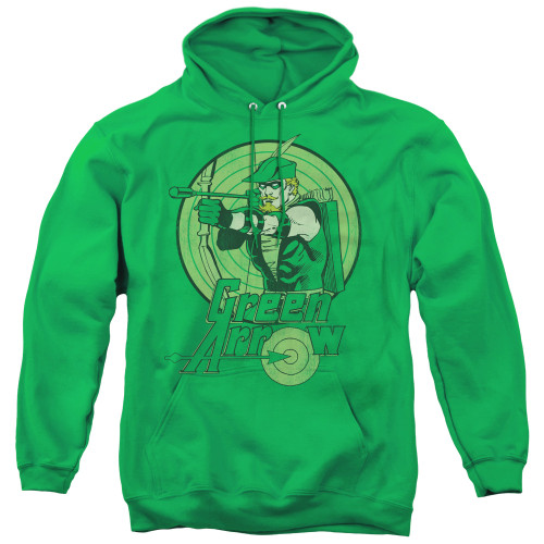 Image for Green Arrow Drawing Hoodie