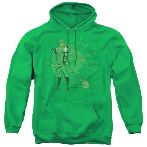 Image for Green Arrow Target Hoodie