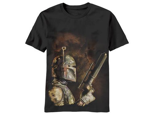 Image for Boba Fett Bountyhunter T-Shirt