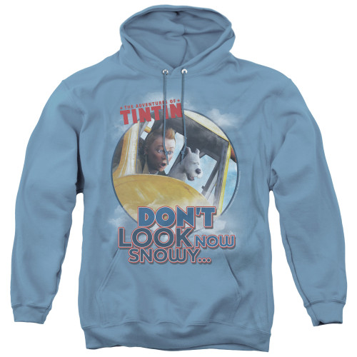Image for The Adventures of Tintin Don't Look Now Hoodie