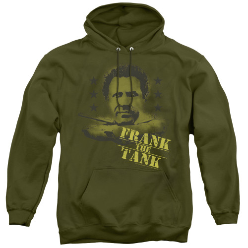 Image for Old School Hoodie - Frank the Tank