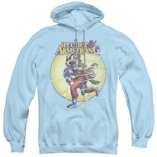 Image for Archer & Armstrong Hoodie - Vintage