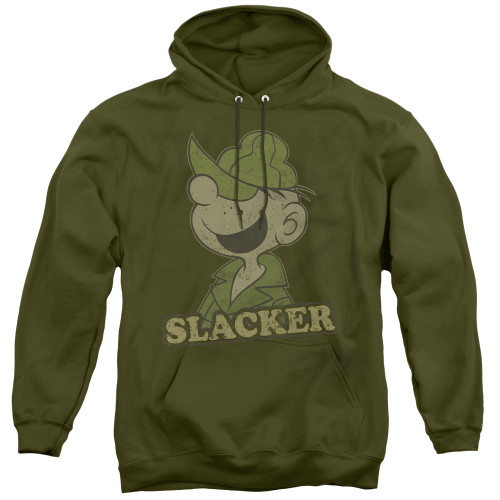 Image for Beetle Bailey Hoodie - Slacker