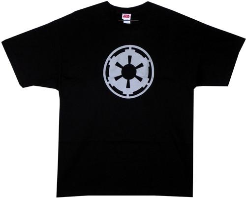 Star Wars T-Shirt - Empire Logo