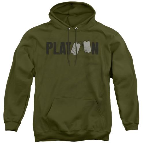 Image for Platoon Hoodie - Logo