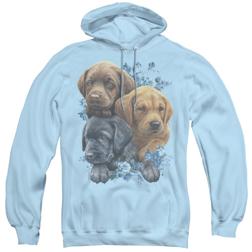 Image for Wild Wings Collection Hoodie - Puppy Pile