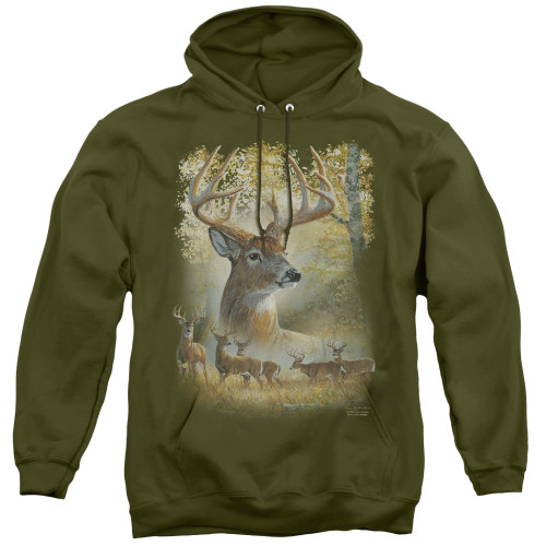 Image for Wild Wings Collection Hoodie - Bucks