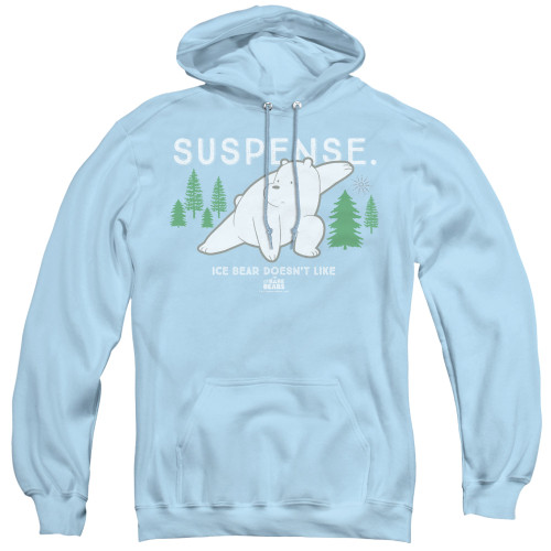 Image for We Bare Bears Hoodie - Suspense
