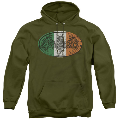 Image for Batman Hoodie - Celtic Symbol
