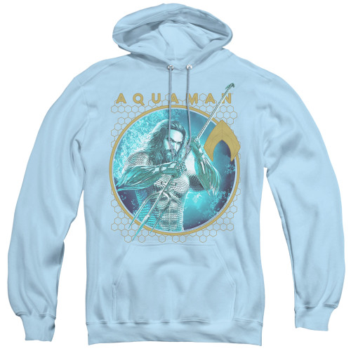 Image for Aquaman Movie Hoodie - Trident of Neptune