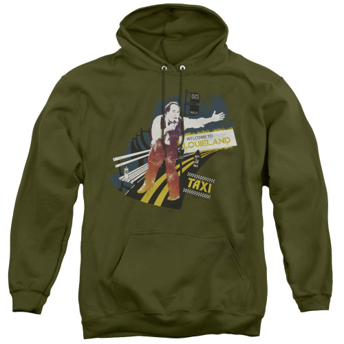 Image for Taxi Hoodie - Louieland