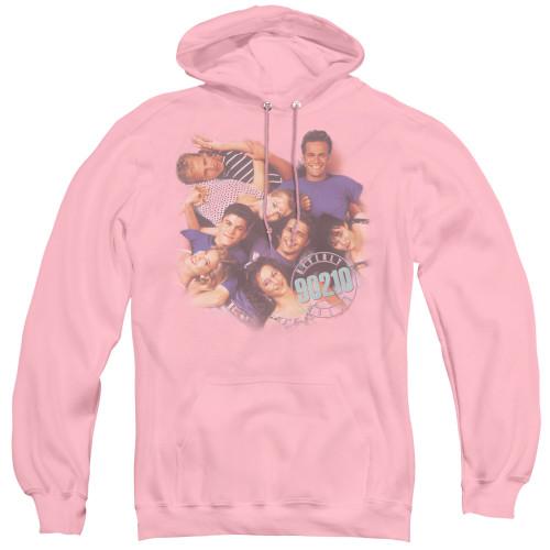 Image for Beverly Hills, 90210 Hoodie - Gang in Gang in Logo