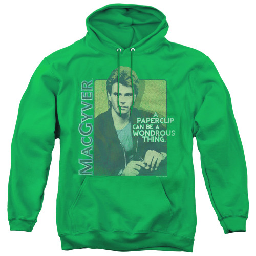Image for MacGyver Hoodie - Paper Clip