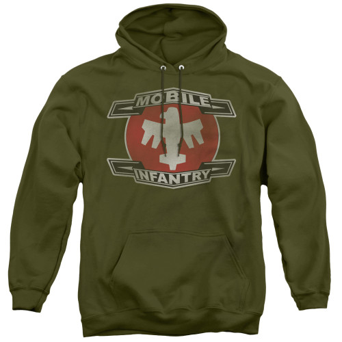 Image for Starship Troopers Hoodie - Mobile Infantry
