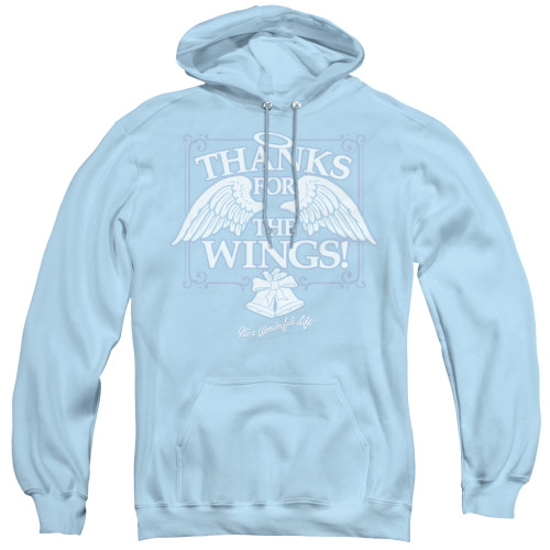 Image for It's a Wonderful Life Hoodie - Dear George