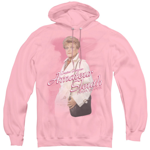 Image for Murder She Wrote Hoodie - Amateur Sleuth