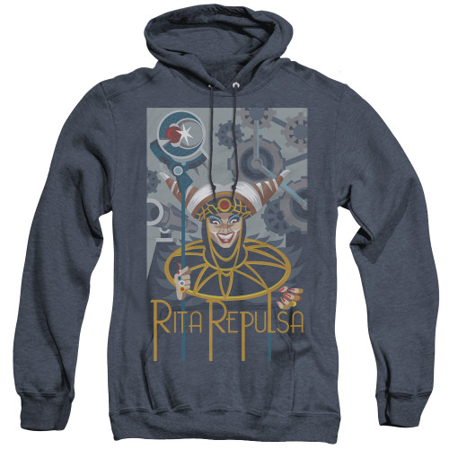 Image for Power Rangers Heather Hoodie - Rita Deco