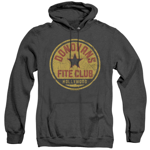 Image for Ray Donovan Heather Hoodie - Fite Club