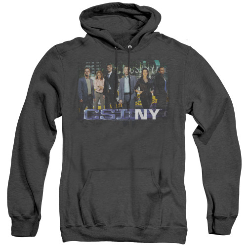 Image for CSI: NY Heather Hoodie - Cast