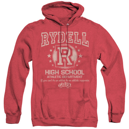 Image for Grease Heather Hoodie - Rydell High