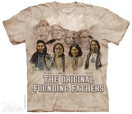 Image for The Mountain T-Shirt - The Originals