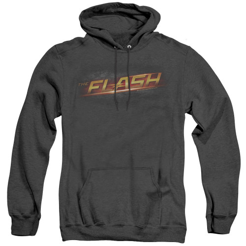 Image for Flash TV Show Heather Hoodie - Logo