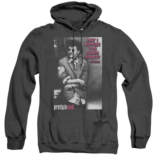 Image for Pretty in Pink Heather Hoodie - Admire