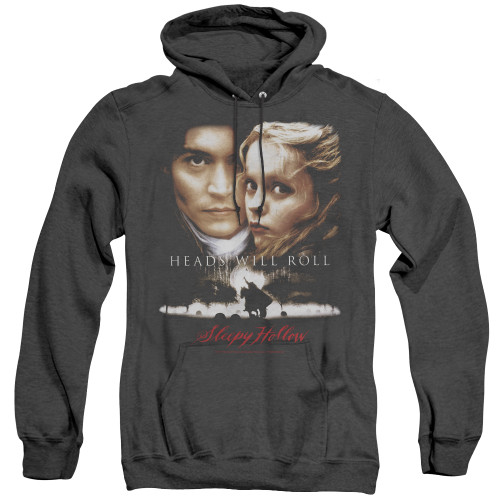 Image for Sleepy Hollow Heather Hoodie - Heads Will Roll