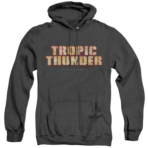 Image for Tropic Thunder Heather Hoodie - Title