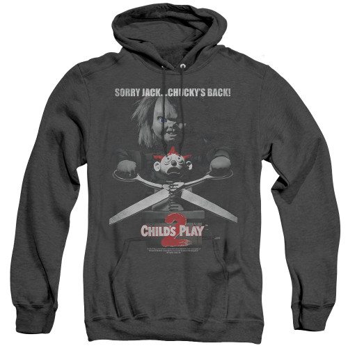 Image for Child's Play Heather Hoodie - Jack Poster