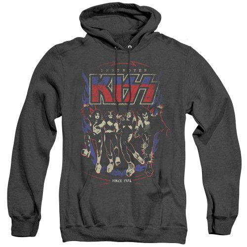 Image for Kiss Heather Hoodie - Destroyer