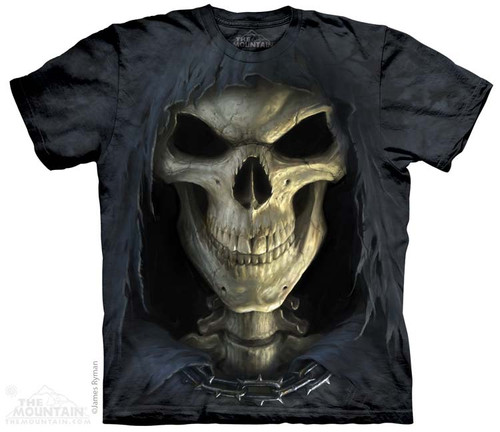 Image for The Mountain T-Shirt - Big Face Death