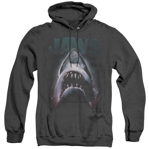 Image for Jaws Heather Hoodie - Terror in the Deep