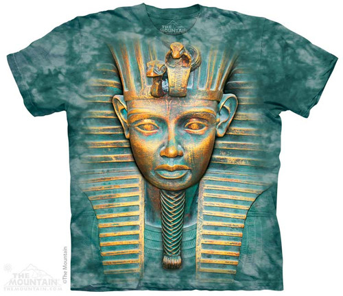 Image for The Mountain T-Shirt - Big Face Tut