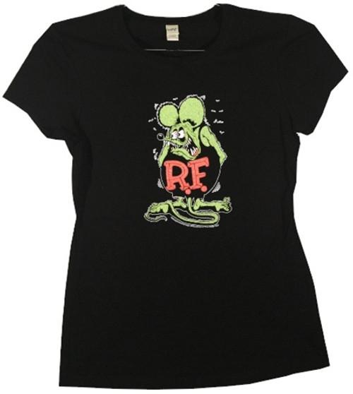 Image for Rat Fink Girls T-Shirt