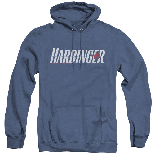 Image for Harbinger Heather Hoodie - Logo