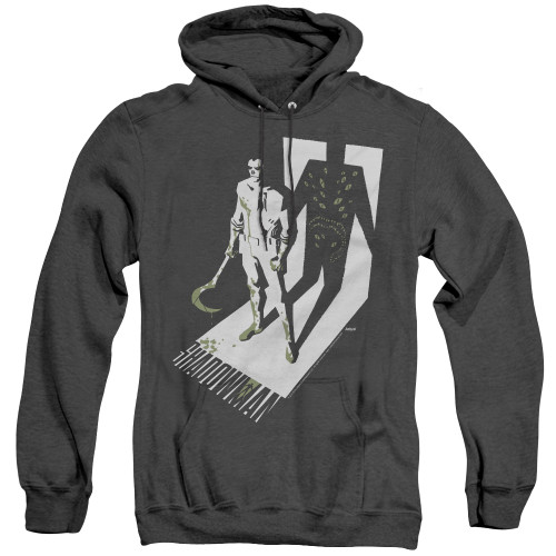 Image for Shadowman Heather Hoodie - Grim Shadow