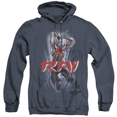 Image for Rai Heather Hoodie - Leap and Slice