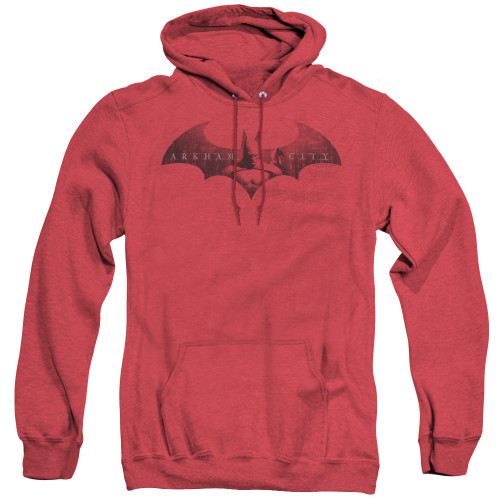 Image for Arkham City Heather Hoodie - In The City